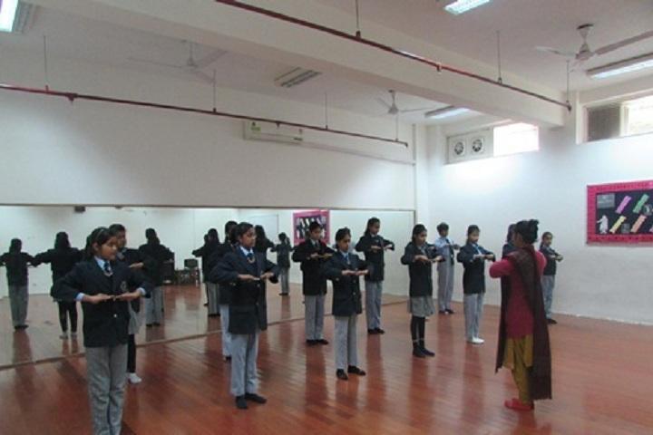 Jaypee Public School-Dance Room