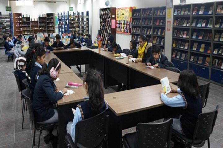 Jaypee Public School-Library