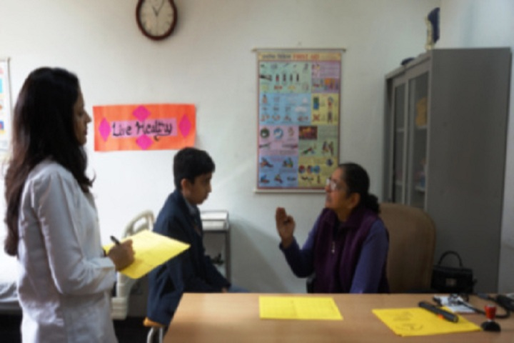 Jaypee Public School-Medical Checkup