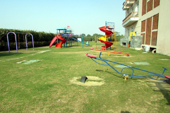 Jaypee Public School-Playground