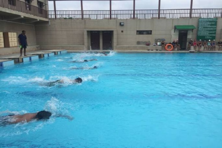 Jaypee Public School-Swimming Pool