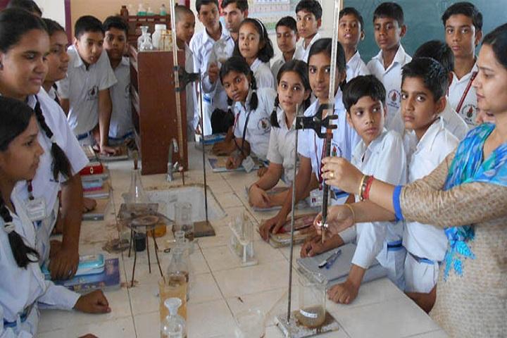 Jaypee Vidya Mandir-Laboratory