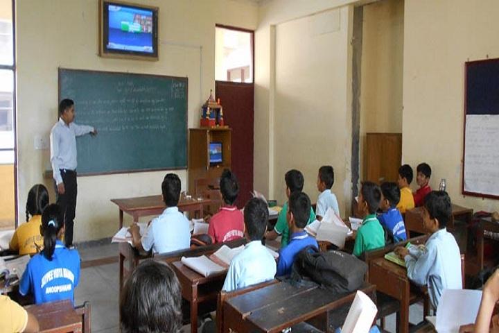 Jaypee Vidya Mandir -Classroom