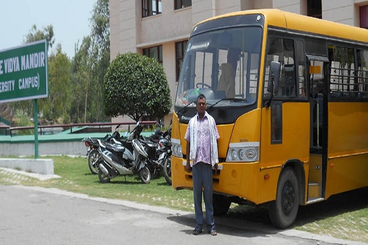 Jaypee Vidya Mandir-Transport
