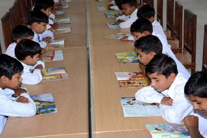 Jaypee Vidya Mandir-Library