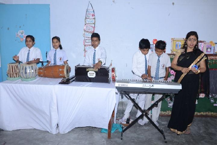 Jaypee Vidya Mandir-Music