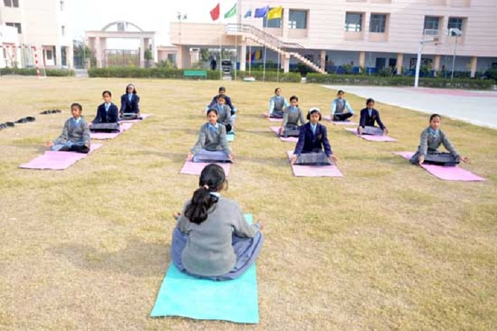 Jaypee Vidya Mandir-Yoga