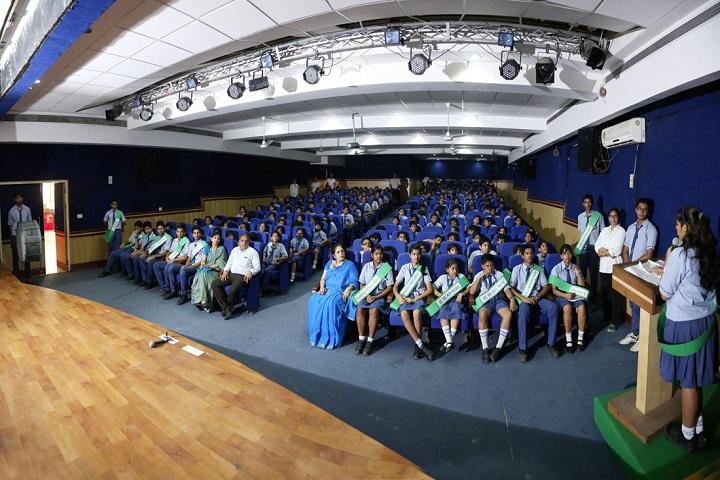 Jbm Global School-Auditorium