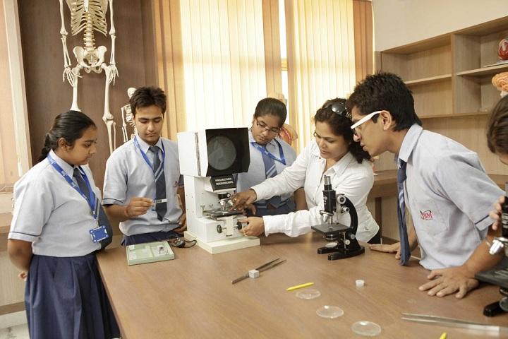 Jbm Global School-Biology Lab