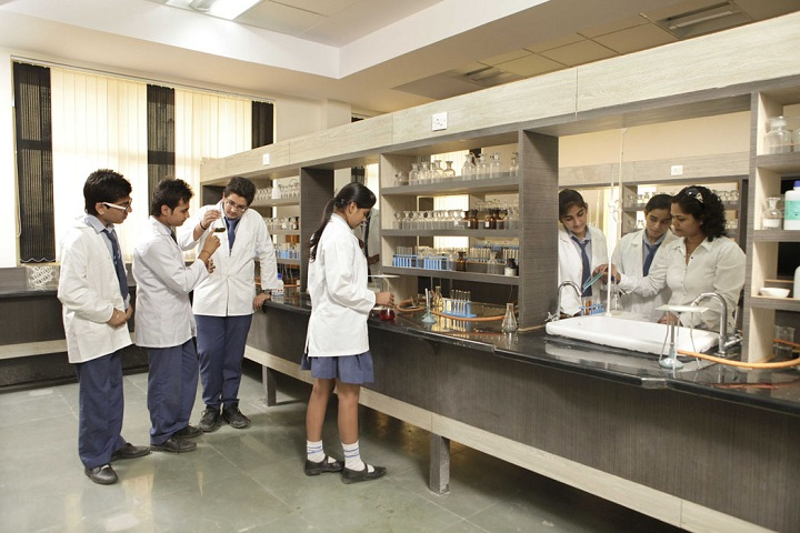 Jbm Global School-Chemistry Lab