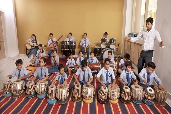 Jbm Global School-Music