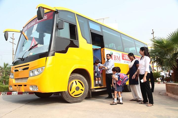 Jbm Global School-Transport