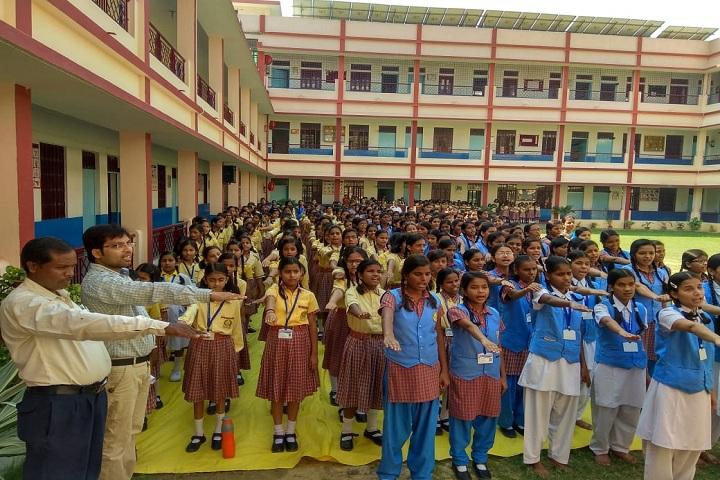 Jeevan Jyoti Higher Secondary School-Assembly