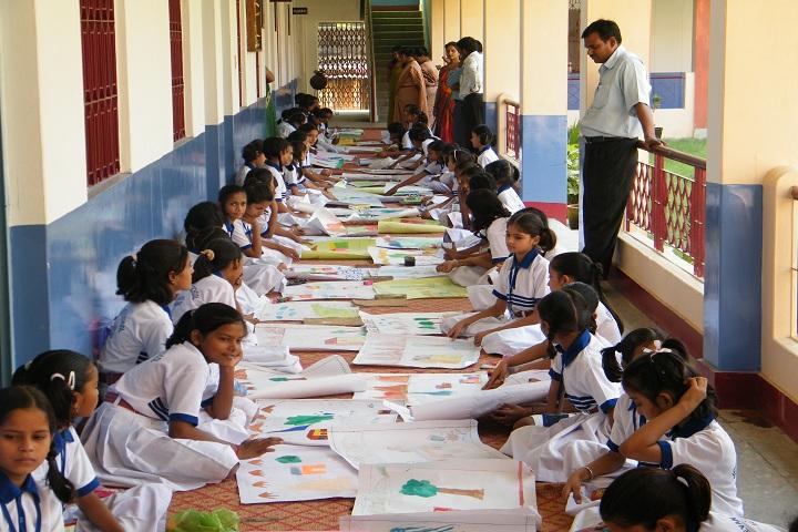 Jeevan Jyoti Higher Secondary School-Drawing