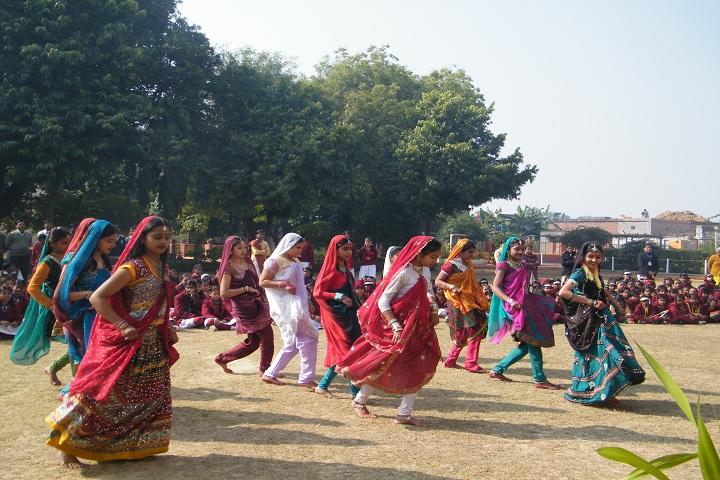 Jeevan Jyoti Higher Secondary School-Group Dance