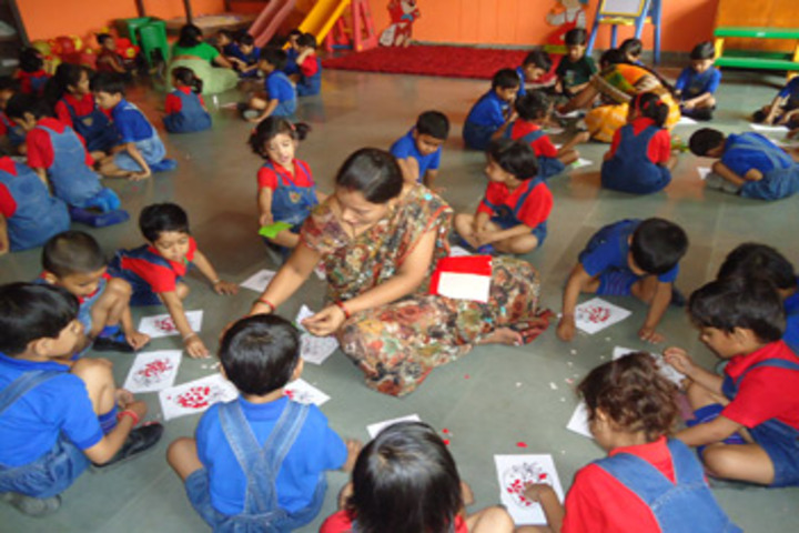 Jeevandeep Public School-Act-Craft