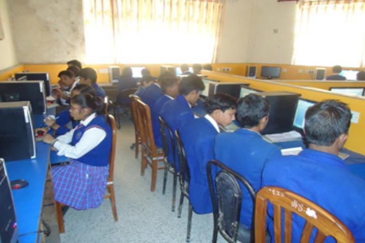Jeevandeep Public School-Computer-lab