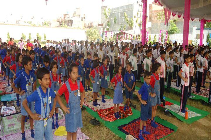 Jeevandeep Public School-Excersice