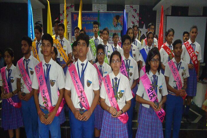 Jeevandeep Public School-Investiture-Ceremony