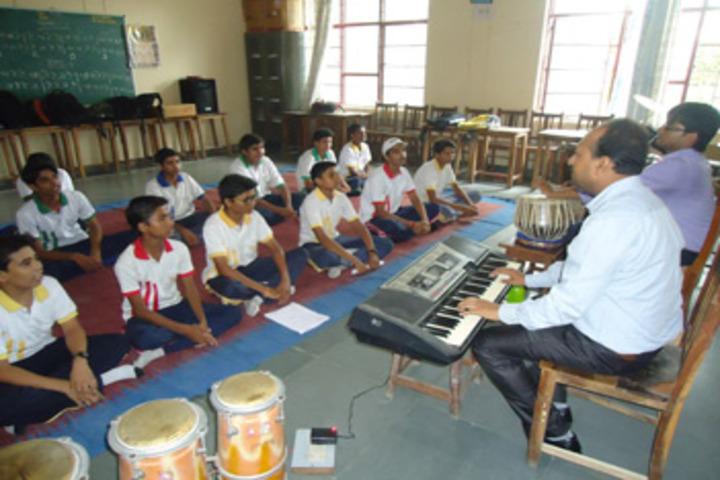 Jeevandeep Public School-Music