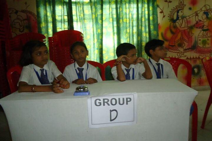 Jeevandeep Public School-Quiz