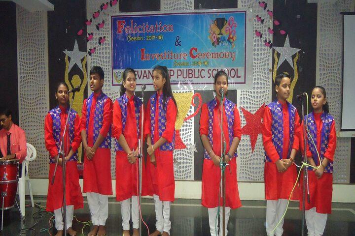 Jeevandeep Public School-Singing