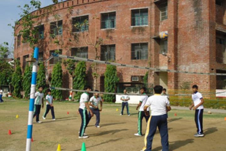 Jeevandeep Public School-Sports