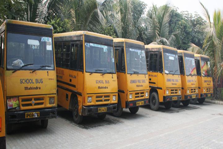 Jeevandeep Public School-Transport