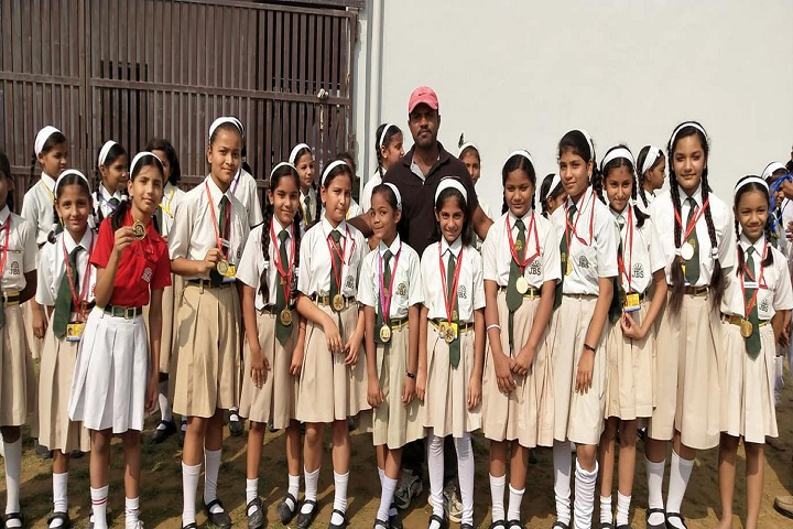 Jingle Bells Public School-Achievments