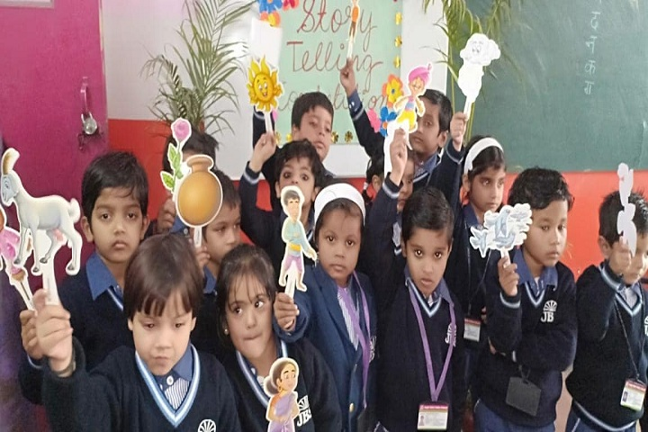 Jingle Bells Public School-Activities
