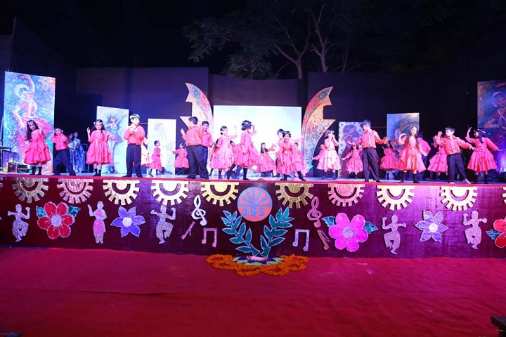 Jingle Bells Public School-Annual Day