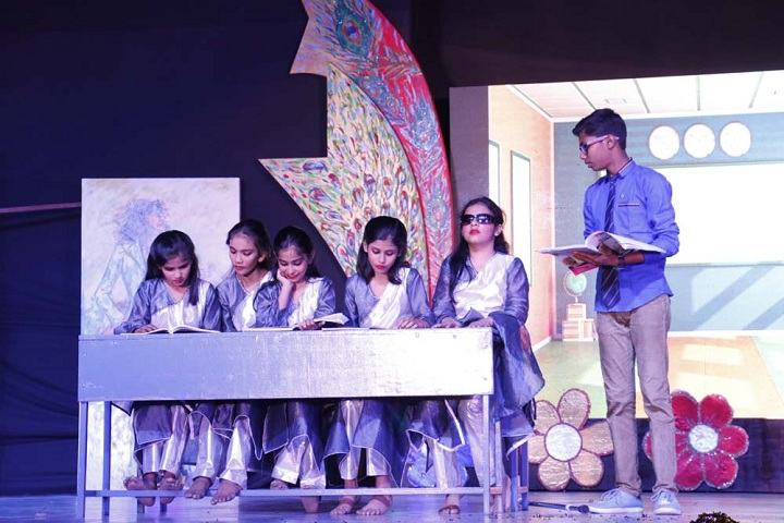 Jingle Bells Public School-Drama