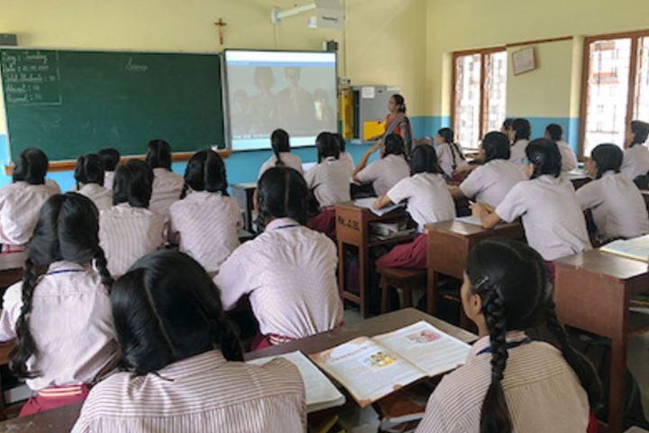 St Josephs High School-A V Room