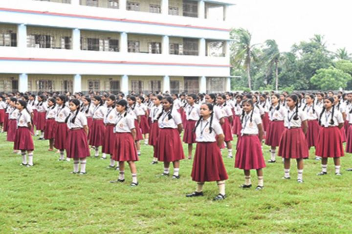 St Josephs High School-Assembly