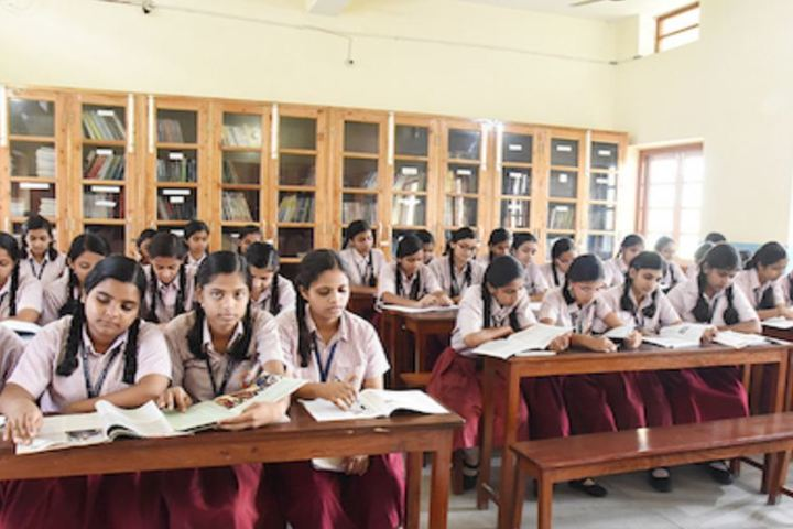 St Josephs High School-Classroom