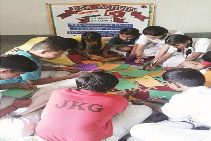 JKG International School-Art Room
