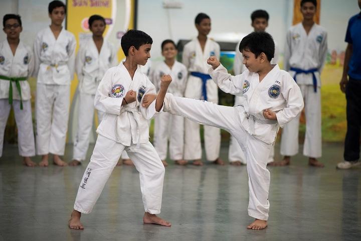 JKG International School-Karate