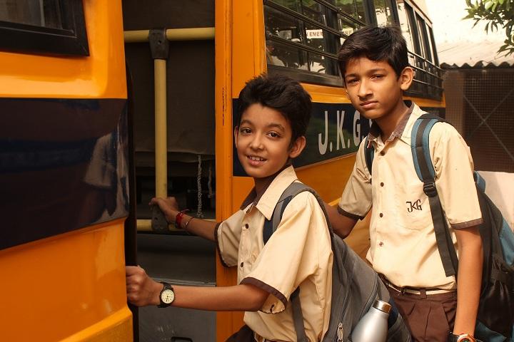 JKG International School-Transport