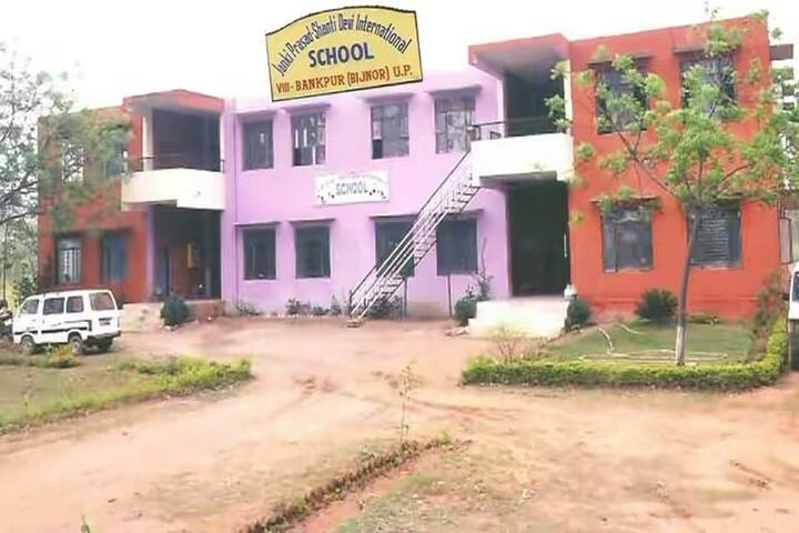 Jp-Sd International School-Campus View