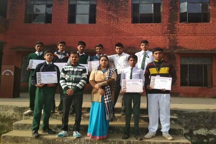 Jp-Sd International School-Certificate Distribution