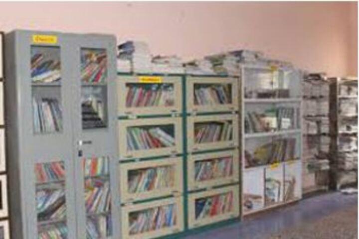 Jp-Sd International School-Library
