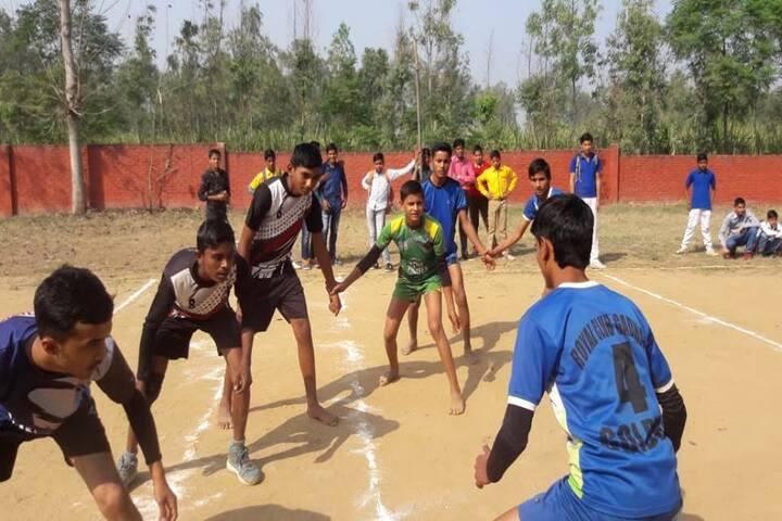 Jp-Sd International School-Sports