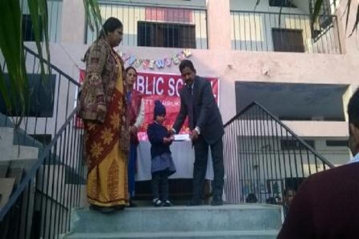 Jsm Public School-Prize Distribution