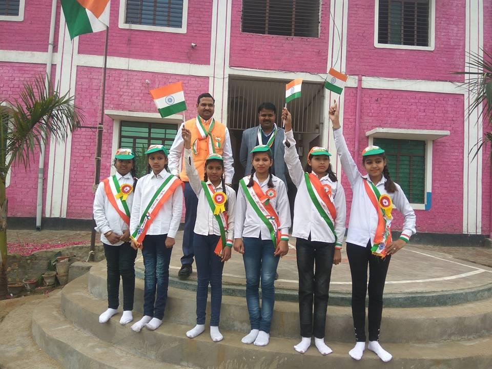 Jsm Public School-Republic Day Celebrations