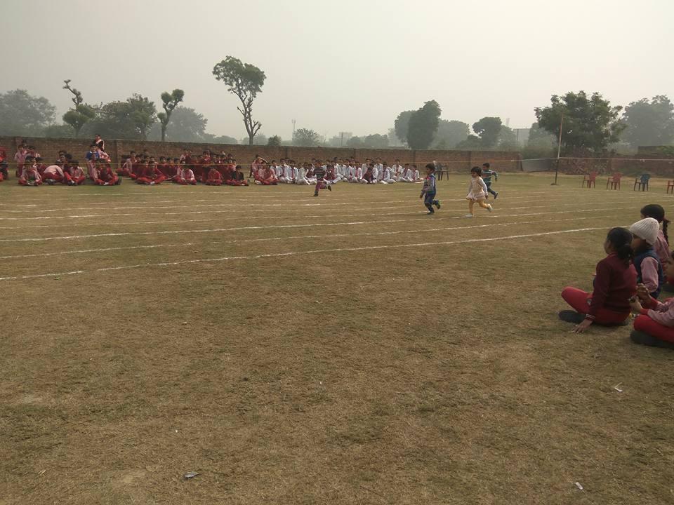 Jsm Public School-Sports