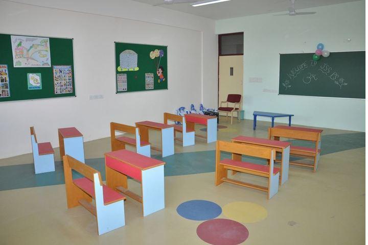 Jss Public School-Classroom View