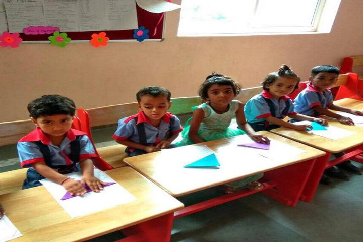 K C International School-Activity