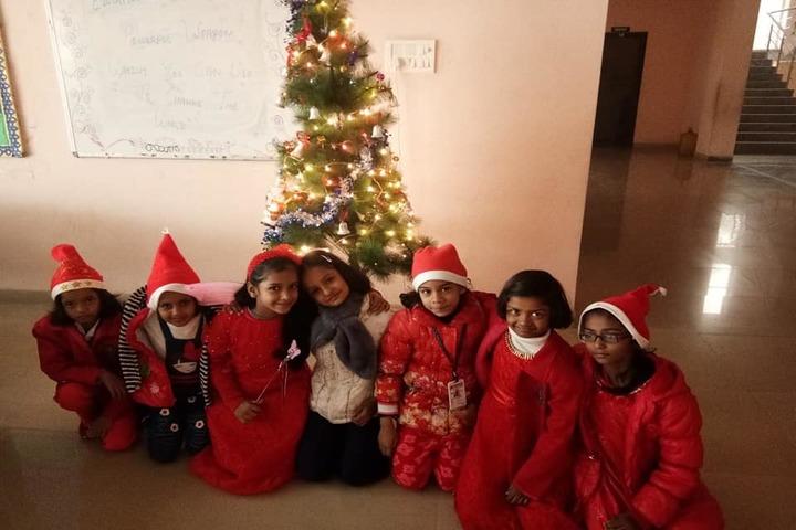 K C International School-Christmas Celebrations