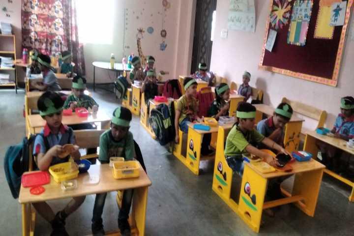 K C International School-Pre Primary Classroom