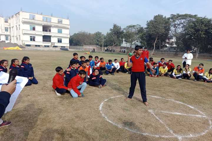 K C International School-Sports